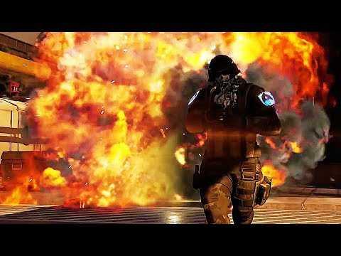 CALL OF DUTY Infinite Warfare Retribution Multiplayer Trailer (2017)