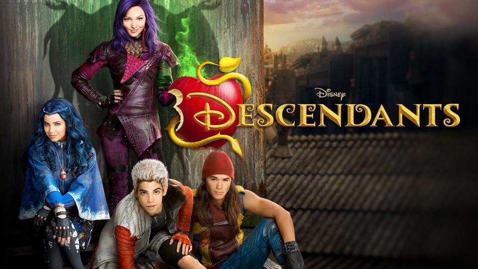Descendants - bande annonce 3 - VF - (2015)