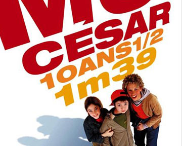 Moi César, 10 ans 1/2, 1,39 m - bande annonce - (2003)