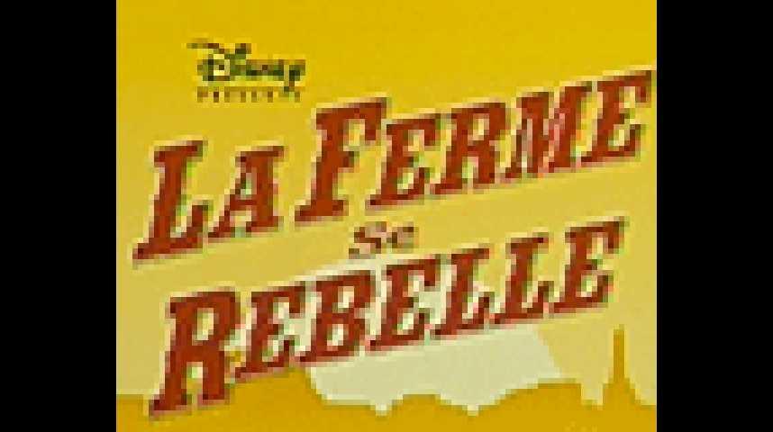 La Ferme se rebelle - Bande annonce 1 - VF - (2004)