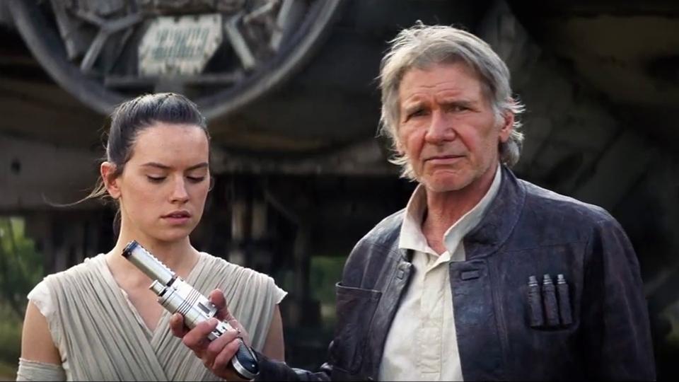 Star Wars - Le Réveil de la Force - bande annonce 8 - VO - (2015)
