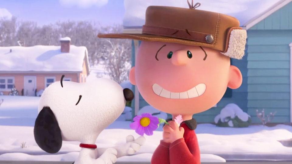 Snoopy et les Peanuts - Le Film - bande annonce 3 - VF - (2015)