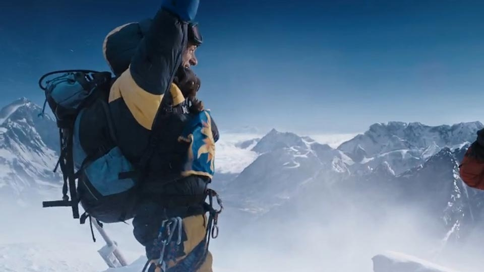 Everest - bande annonce 3 - VO - (2015)