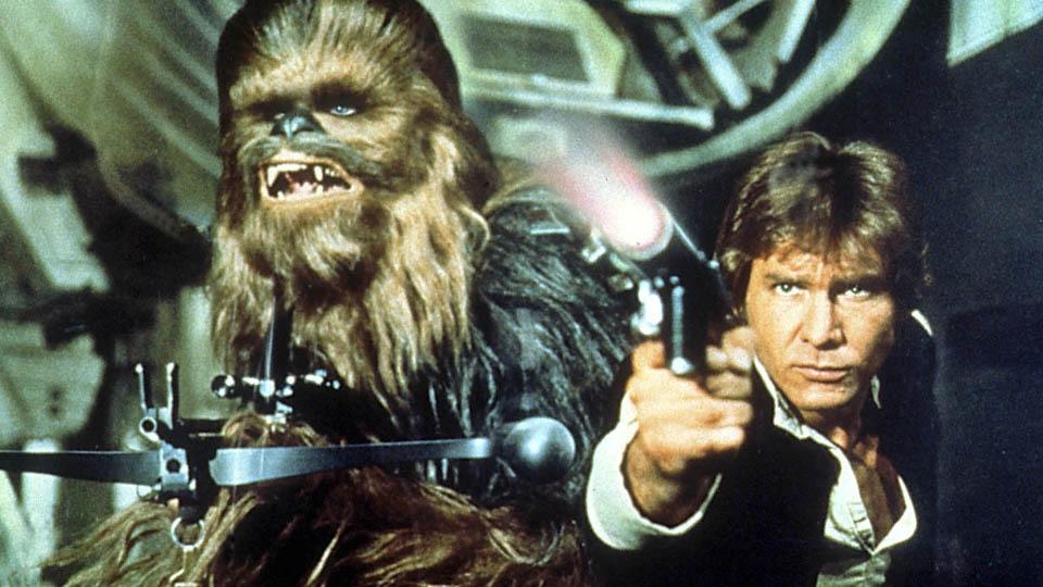 Star Wars : Episode IV - Un nouvel espoir (La Guerre des étoiles) - bande annonce - VOST - (1977)