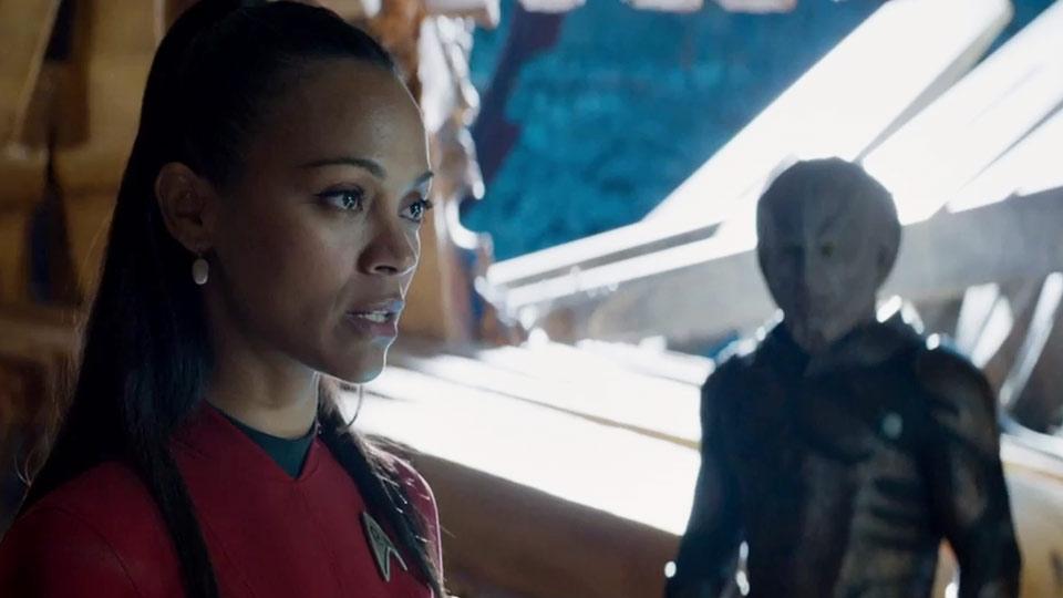 Star Trek Sans limites - teaser 4 - VO - (2016)