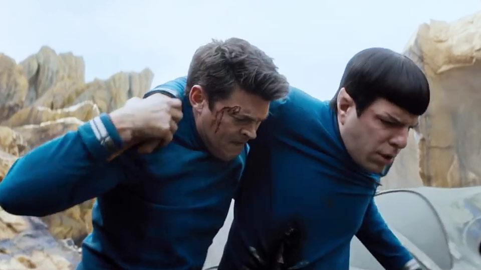 Star Trek Sans limites - teaser 3 - VO - (2016)