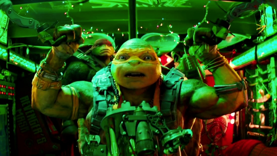 Ninja Turtles 2 - bande annonce 4 - VOST - (2016)