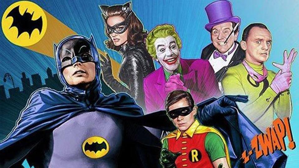 Batman - bande annonce - VO - (1967)