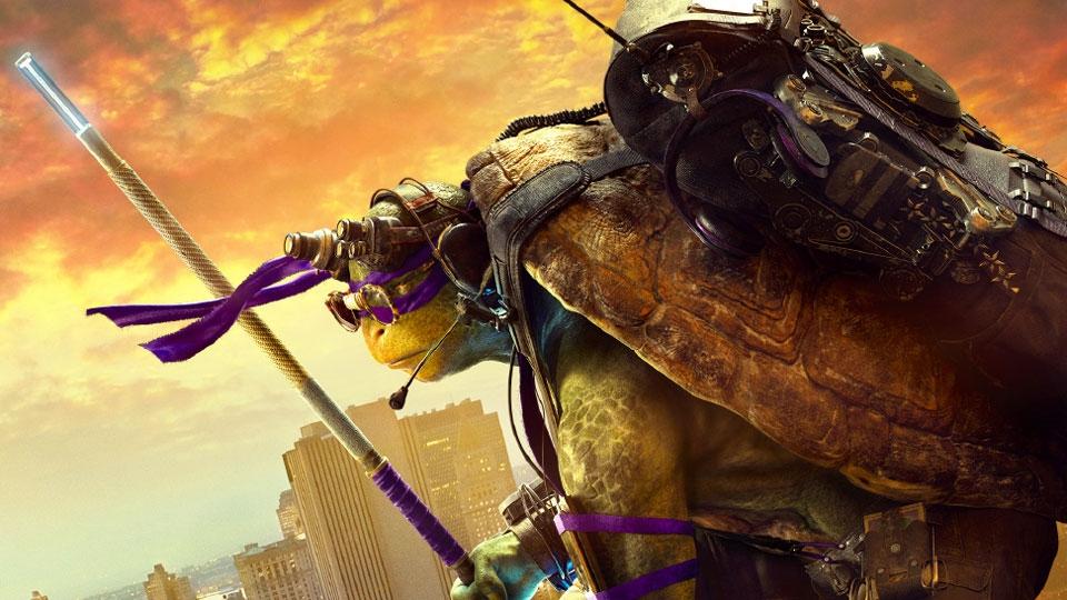 Ninja Turtles 2 - teaser 3 - VO - (2016)