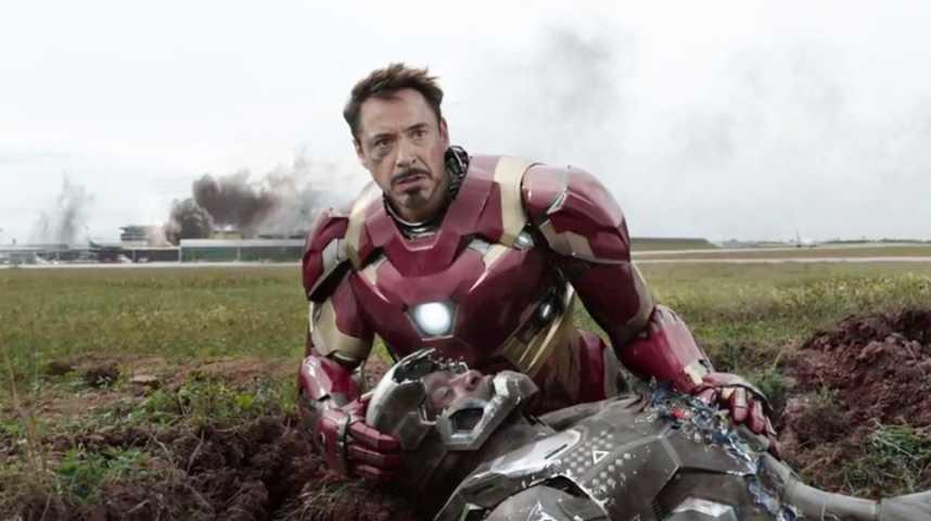 Captain America: Civil War - bande annonce 4 - VF - (2016)