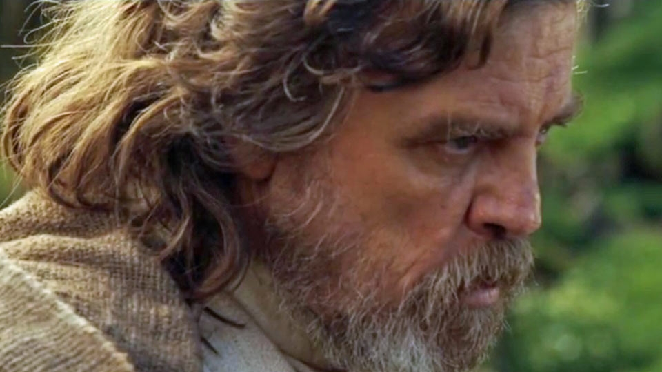 Star Wars - Les Derniers Jedi - teaser - VO - (2017)