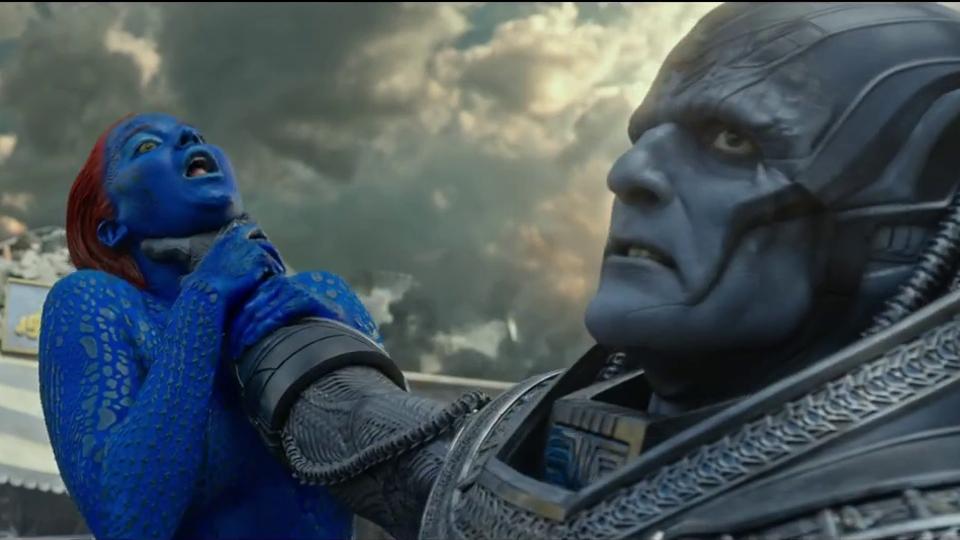 X-Men: Apocalypse - teaser 3 - VO - (2016)