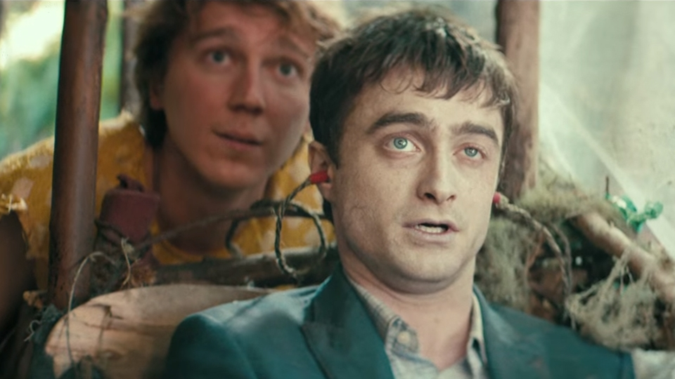Swiss Army Man - bande annonce - VO - (2016)