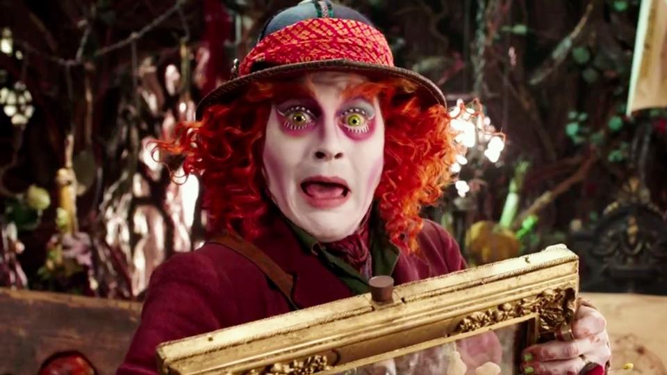 Alice de l'autre côté du miroir - bande annonce 5 - VOST - (2016)