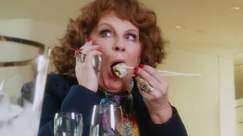 Absolutely Fabulous : Le Film - bande annonce - VOST - (2016)