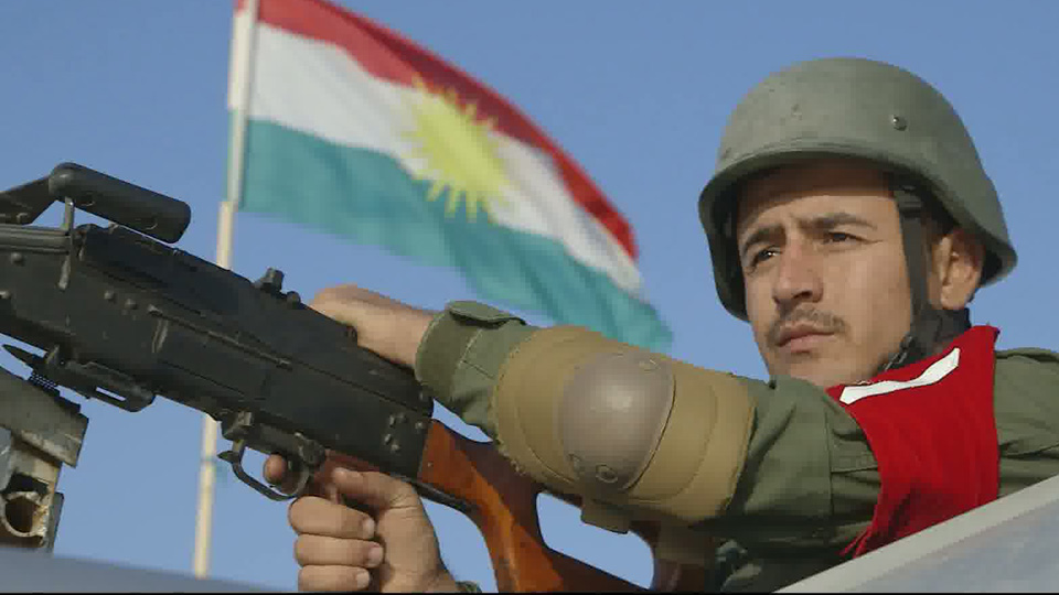 Peshmerga - bande annonce - (2016)