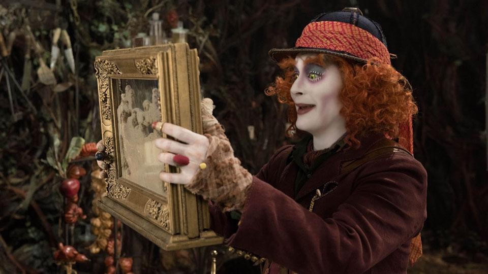 Alice de l'autre côté du miroir - teaser 3 - VO - (2016)