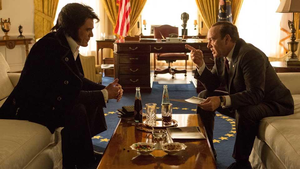 Elvis & Nixon - bande annonce - VOST - (2016)