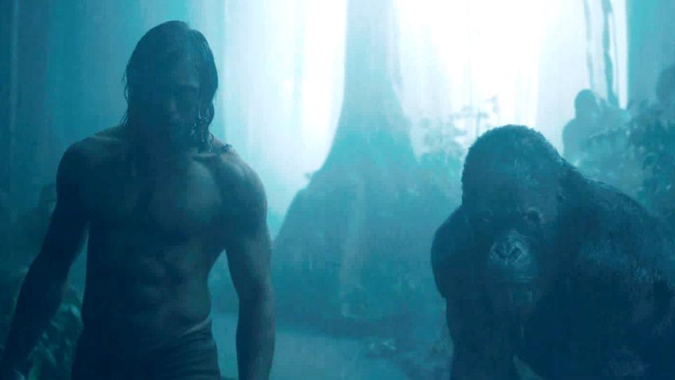 Tarzan - bande annonce 2 - VF - (2016)
