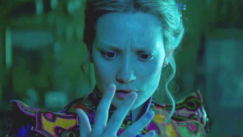 Alice de l'autre côté du miroir - bande annonce 3 - VOST - (2016)