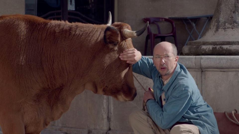 La Vache - bande annonce - (2016)