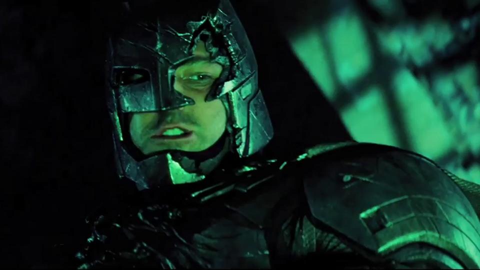 Batman v Superman : L'Aube de la Justice - bande annonce 13 - VO - (2016)