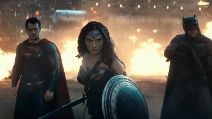 Batman v Superman : L'Aube de la Justice - bande annonce 5 - VO - (2016)