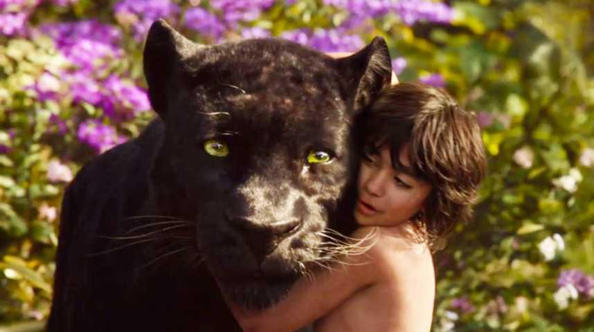 Le Livre de la jungle - Bande annonce 1 - VF - (2016)