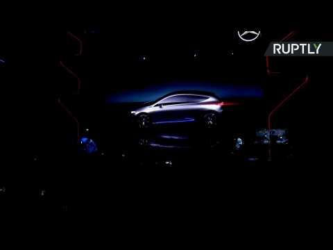 Mercedes-Benz Presents Stunning Concept EQA Electric Car