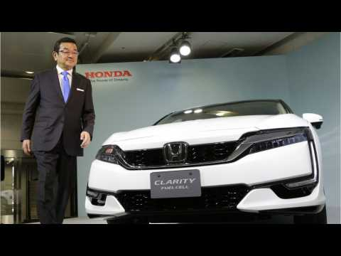 Honda's New Electric Car Looks Like 1970's Civic