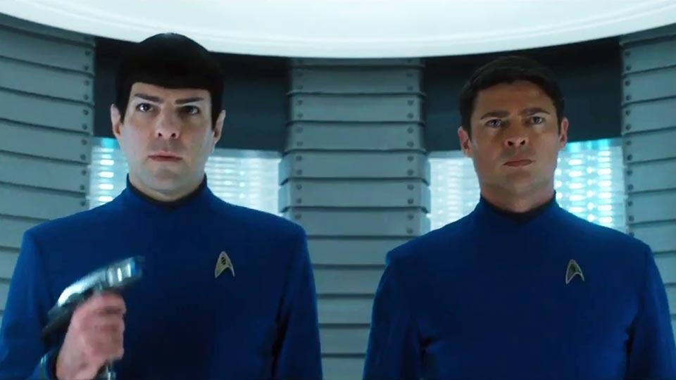 Star Trek Sans limites - bande annonce 5 - VOST - (2016)