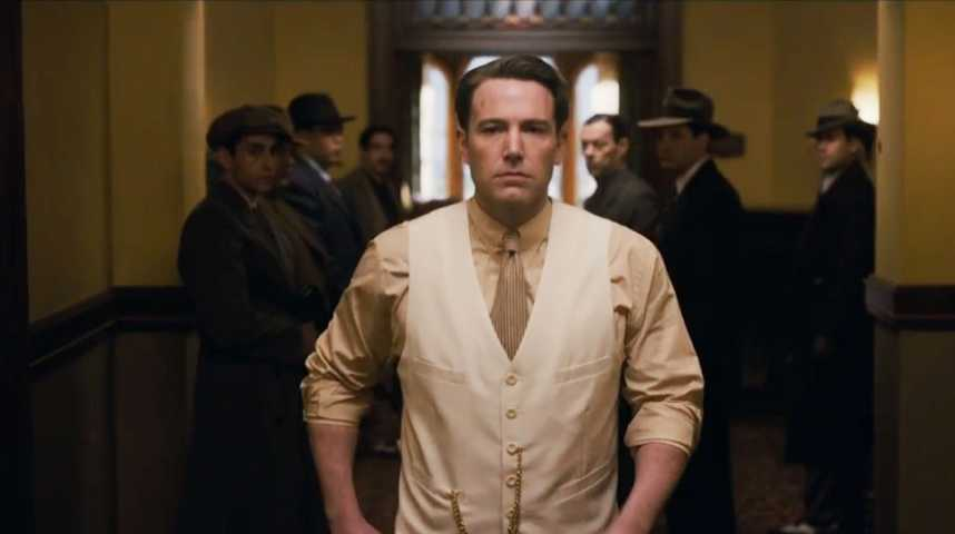 Live By Night - Bande annonce 2 - VO - (2016)