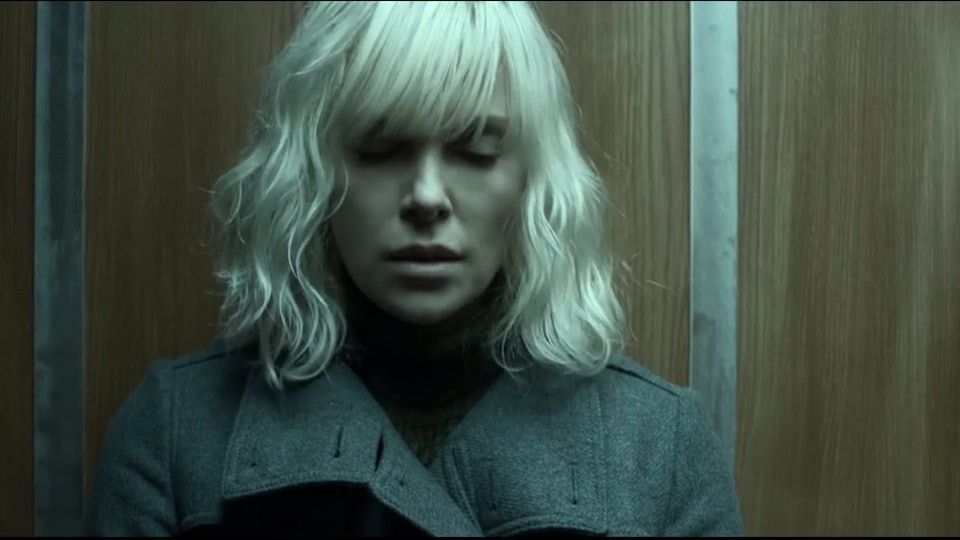 Atomic Blonde - teaser - VO - (2017)