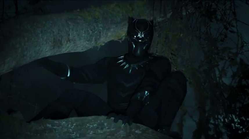 Black Panther - Teaser 10 - VO - (2018)