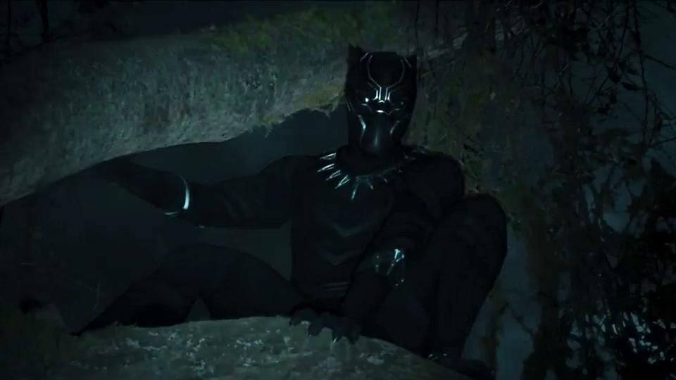 Black Panther - teaser - VOST - (2018)