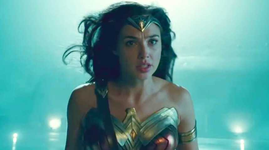 Wonder Woman - Bande annonce 4 - VF - (2017)