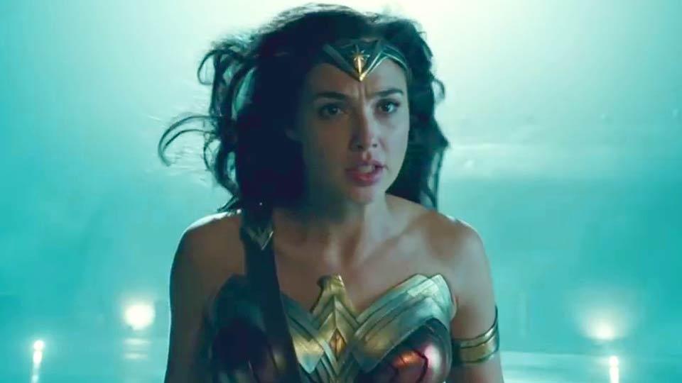 Wonder Woman - bande annonce 8 - VF - (2017)