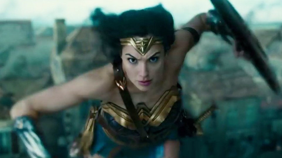 Wonder Woman - teaser 7 - VO - (2017)