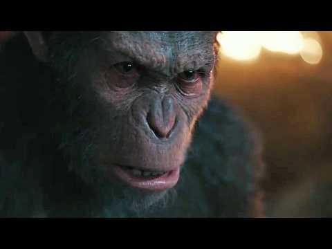 La Planète des Singes - Suprématie - Bande annonce 1 - VO - (2017)
