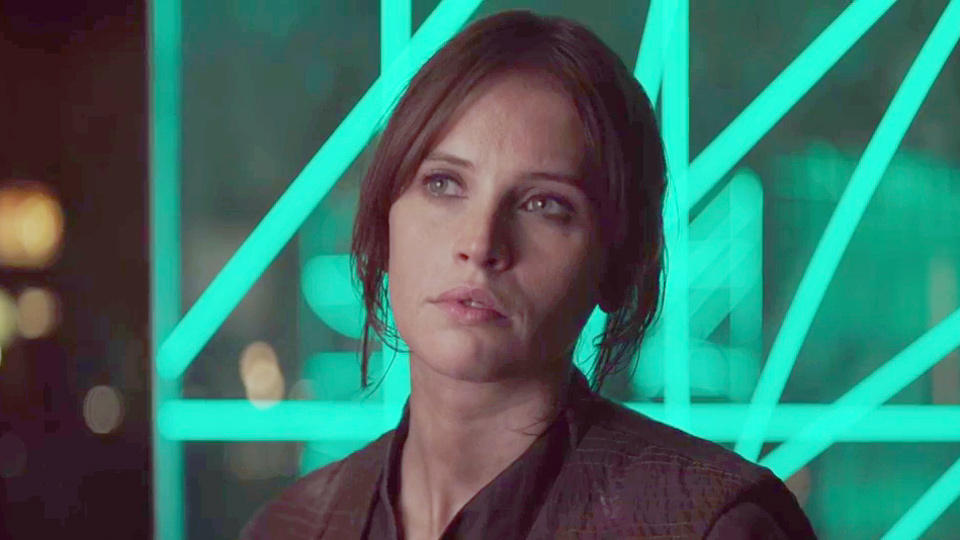 Rogue One: A Star Wars Story - bande annonce 4 - VO - (2016)