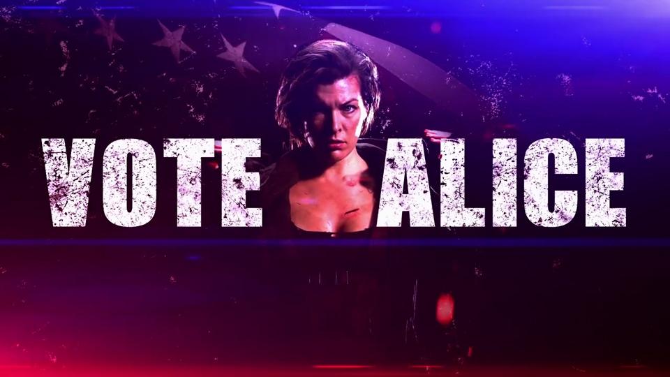 Resident Evil : Chapitre Final - teaser - VO - (2017)