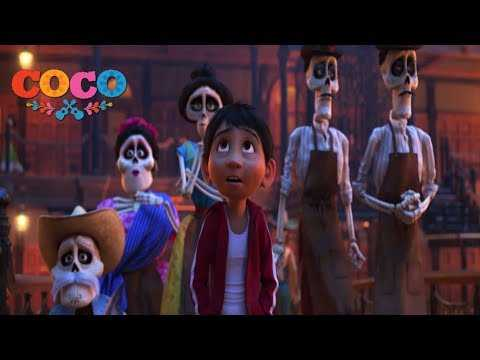 COCO   US Trailer - Find Your Voice   Official Disney UK