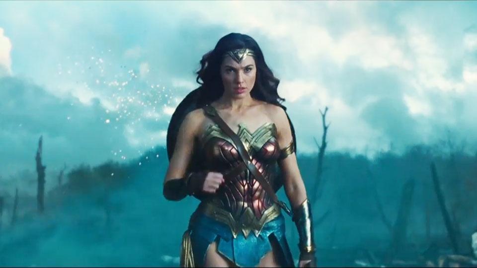 Wonder Woman - bande annonce 4 - VOST - (2017)