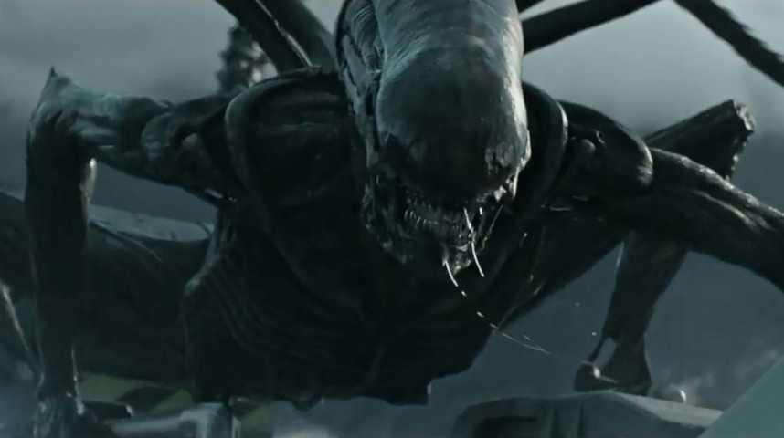 Alien: Covenant - Bande annonce 7 - VF - (2017)