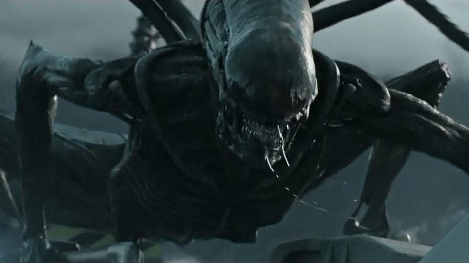 Alien: Covenant - bande annonce 4 - VF - (2017)