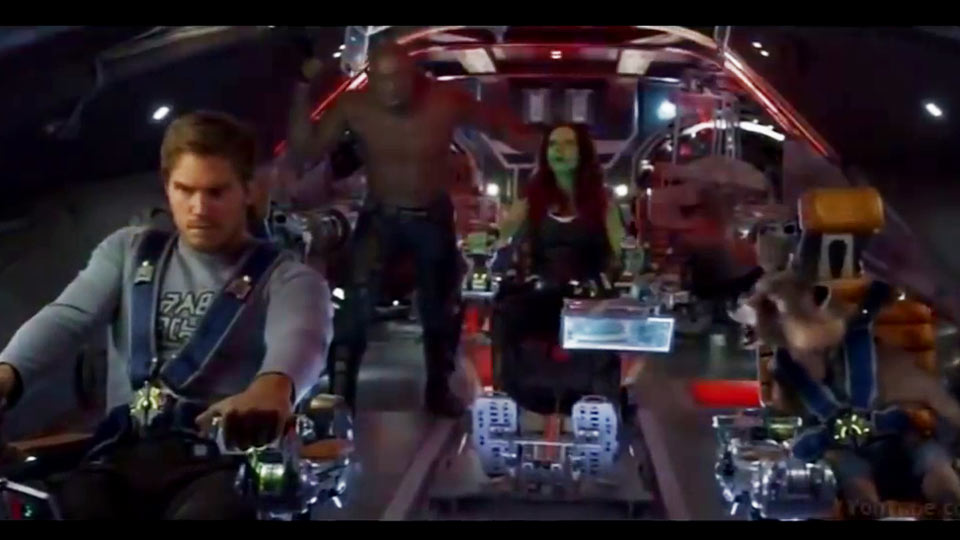 Les Gardiens de la Galaxie 2 - teaser 9 - VO - (2017)