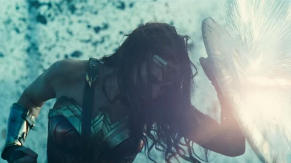 Wonder Woman - teaser 4 - VO - (2017)