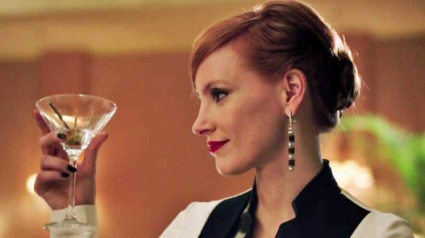 Miss Sloane - Bande annonce 1 - VO - (2016)
