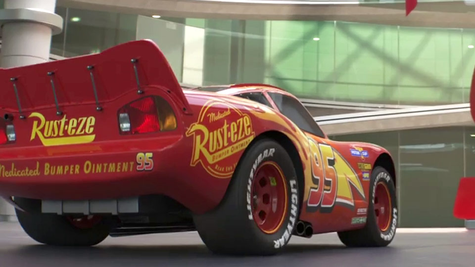 Cars 3 - bande annonce - VO - (2017)