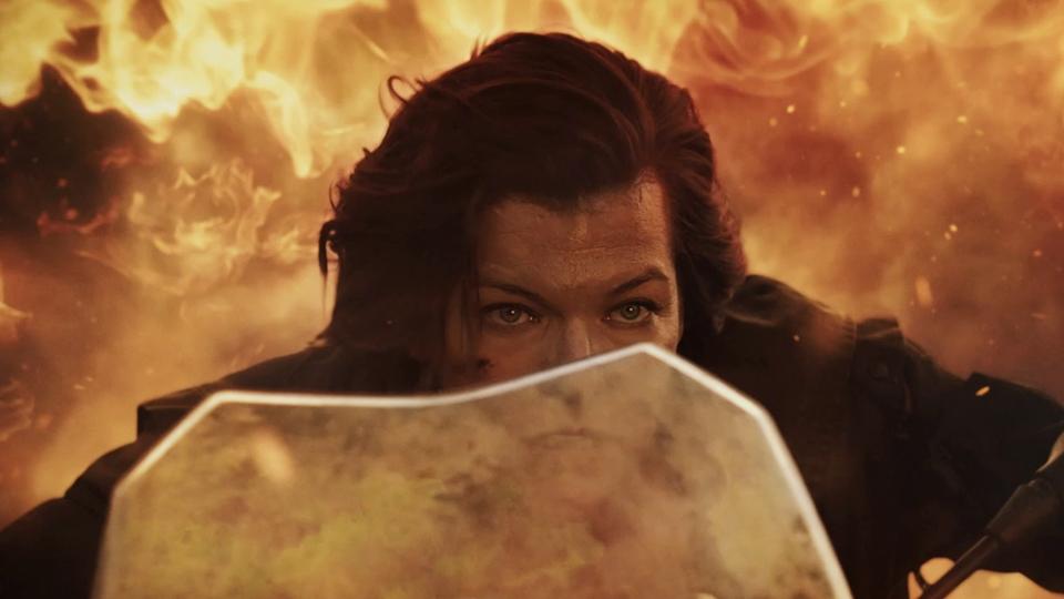 Resident Evil : Chapitre Final - bande annonce 2 - VOST - (2017)